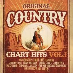 V/A - Original Country Chart.. ( 2 CD ) - Muzica Country
