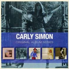 Carly Simon - Original Album Series ( 5 CD ) - Muzica Pop