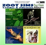 Zoot Sims - 4 Classic Albums 2 ( 2 CD )