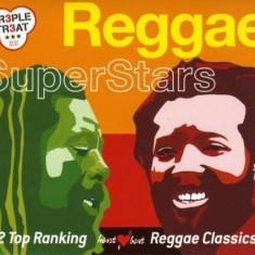 Artisti Diversi - Reggae Superstars ( 3 CD ) - Muzica Reggae