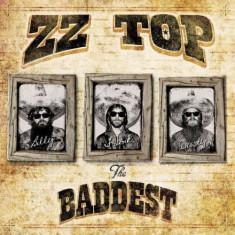 ZZ Top - Very Baddest of Zz Top ( 1 CD ) - Muzica Pop