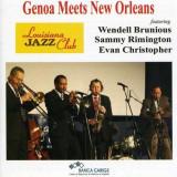 Louisiana Jazz Club - Genoa Meets New Orleans ( 1 CD )