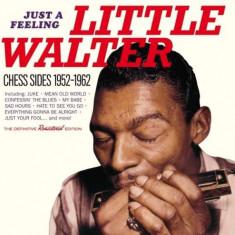 Little Walter - Just A Feeling - Chess.. ( 1 CD ) - Muzica Blues