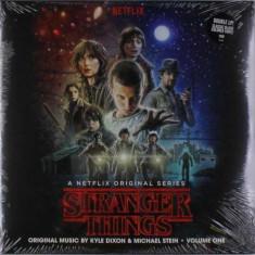 OST - Stranger Things V.1 ( 2 VINYL ) - Muzica soundtrack