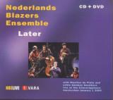 Nederlands Blazers Ensemble - Later.. -Cd+Dvd- ( 1 CD + 1 DVD )
