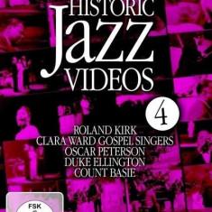 Oscar Peterson - Historic Jazz Videos.. ( 1 DVD ) - Muzica Jazz