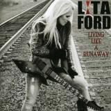 Lita Ford - LivingLikeaRunaway ( 1 CD )