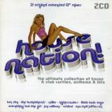 V/A - House Nation ( 1 CD )
