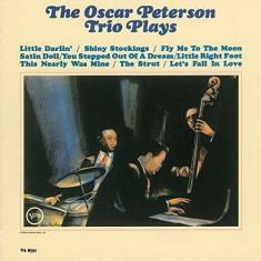 Oscar Peterson Trio - Plays -Reissue- ( 1 CD ) - Muzica Jazz