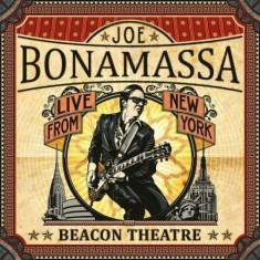 Joe Bonamassa - Beacon Theatre: Live.. ( 2 VINYL ) - Muzica Blues