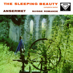 Pyotr Ilyich Tchaikovsky - Sleeping Beauty ( 3 VINYL ) - Muzica Opera