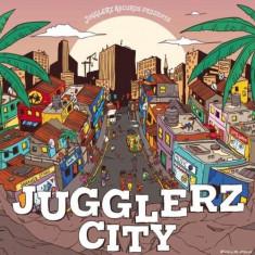 V/A - Jugglerz City ( 1 CD ) - Muzica Reggae