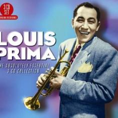 Louis Prima - Absolutely Essential 3.. ( 3 CD ) - Muzica Latino