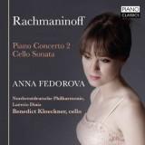 S. Rachmaninov - Piano Concerto No.. ( 1 CD ) - Muzica Clasica