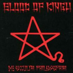 Blood Of Kingu - De Occulta Philosophia ( 1 CD ) - Muzica Pop