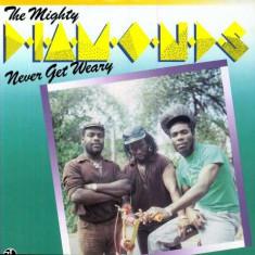 Mighty Diamonds - Never Get Weary ( 1 VINYL ) - Muzica Reggae