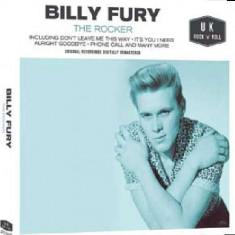 Billy Fury - Rocker ( 1 CD ) - Muzica Rock & Roll
