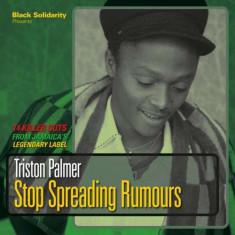 Triston Palmer - Stop Spreading Rumors ( 1 VINYL )