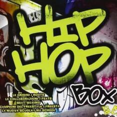 Artisti Diversi - Hip Hop Box ( 5 CD ) - Muzica Hip Hop