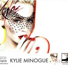 Kylie Minogue - X / Body Language ( 2 CD ) - Muzica Pop