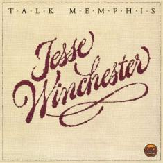 Jesse Winchester - Talk Memphis... Plus ( 1 CD ) - Muzica Folk