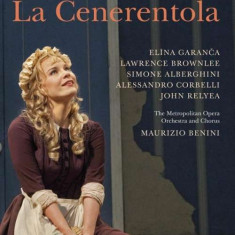 Maurizio Benini, The Metropolitan Opera - Rossini: La Cenerentola ( 2 DVD ) - Muzica Opera