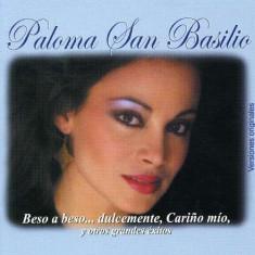 Paloma San Basilio - Grandes ( 1 CD ) - Muzica Latino