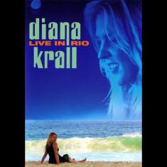 Diana Krall - Live in Rio ( 1 DVD ) - Muzica Corala