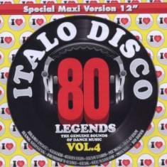 Artisti Diversi - Italo Disco Legends 4 ( 1 CD ) - Muzica Dance