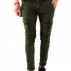 Pantaloni kaki - COLECTIE NOUA - pantaloni barbati - 7899H3, Marime: 36, Culoare: Din imagine