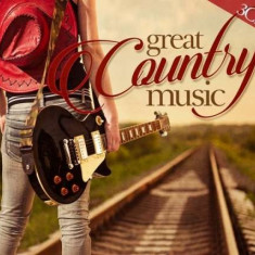 V/A - Great Country Music ( 3 CD ) - Muzica Country