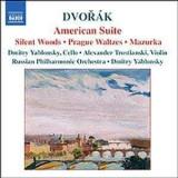 A. Dvorak - American Suite/ Silent Woo ( 1 CD )