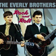 Everly Brothers - Rock and Roll ( 1 CD ) - Muzica Rock & Roll
