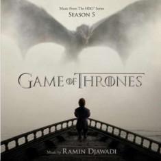 OST - Game of Thrones 5.. ( 2 VINYL ) - Muzica soundtrack
