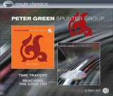 Peter -Splintergro Green - Time Traders/Reaching.. ( 2 CD )