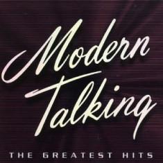 Modern Talking - Greatest Hits ( 2 CD ) - Muzica Pop