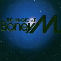 Boney M - The Magic Of Boney M. ( 1 CD ) - Muzica Pop