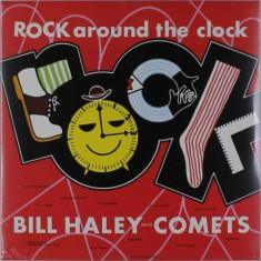 Bill & His Comets Haley - Rock Around the Clock ( 1 VINYL ) - Muzica Rock & Roll