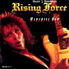Yngwie Malmsteen - Marching Out ( 1 CD ) - Muzica Rock