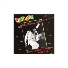 Jacob Miller - Killer Rides Again ( 1 VINYL ) - Muzica Reggae