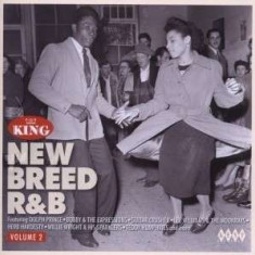Various Artists - King New Breed R&B Vol.2 ( 1 CD ) - Muzica R&B
