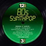 V/A - 12 Inch Dance - 80s.. ( 3 CD )