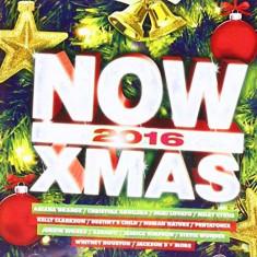 V/A - Now Xmas 2016 ( 1 CD ) - Muzica Sarbatori