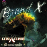 Brand X - X-Files - A 20 Year.. ( 2 CD )