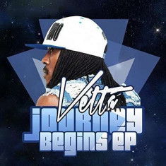 Vetta - Journey Begins ( 1 CD ) - Muzica Reggae