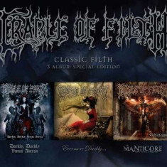 Cradle of Filth - Classic Filth -Slipcase- ( 3 CD ) - Muzica Rock