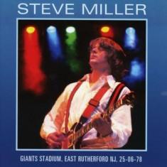 Steve Miller - Giants Stadium ( 1 CD )