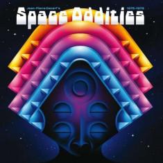 Jean-Pierre Decerf - Space Oddities 1975-78 ( 1 VINYL )