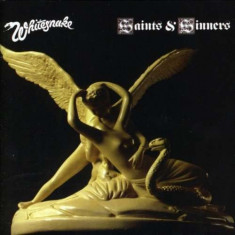 Whitesnake - Saints& Sinners ( 1 CD ) - Muzica Pop