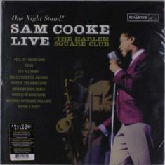 Sam Cooke - One Night Stand: Live.. ( 1 VINYL )